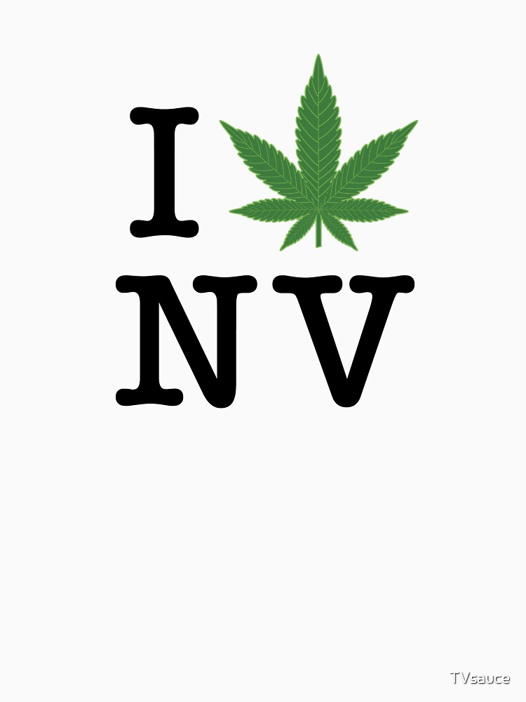 I [weed] Nevada by TVsauce