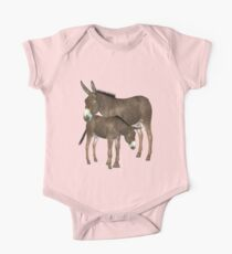 Donkey Mare and Foal  Kids Clothes