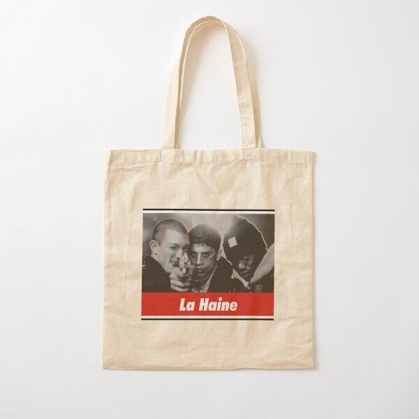 La Haine V2 Cotton Tote Bag