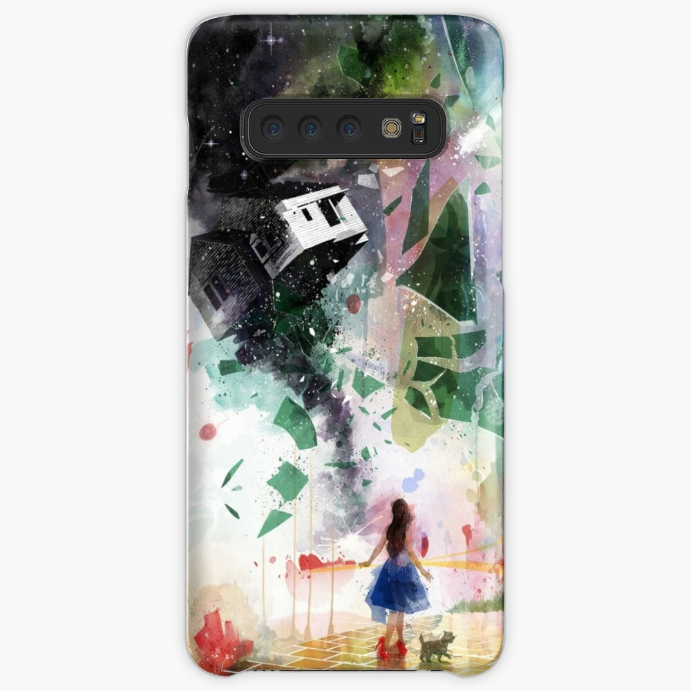 Not in Kansas Anymore Case & Skin for Samsung Galaxy