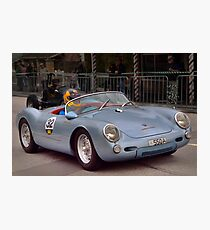 Porsche 550 Spyder Replica 1961 Photographic Print