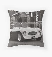 Austin Healey 100S 1955 Throw Pillow