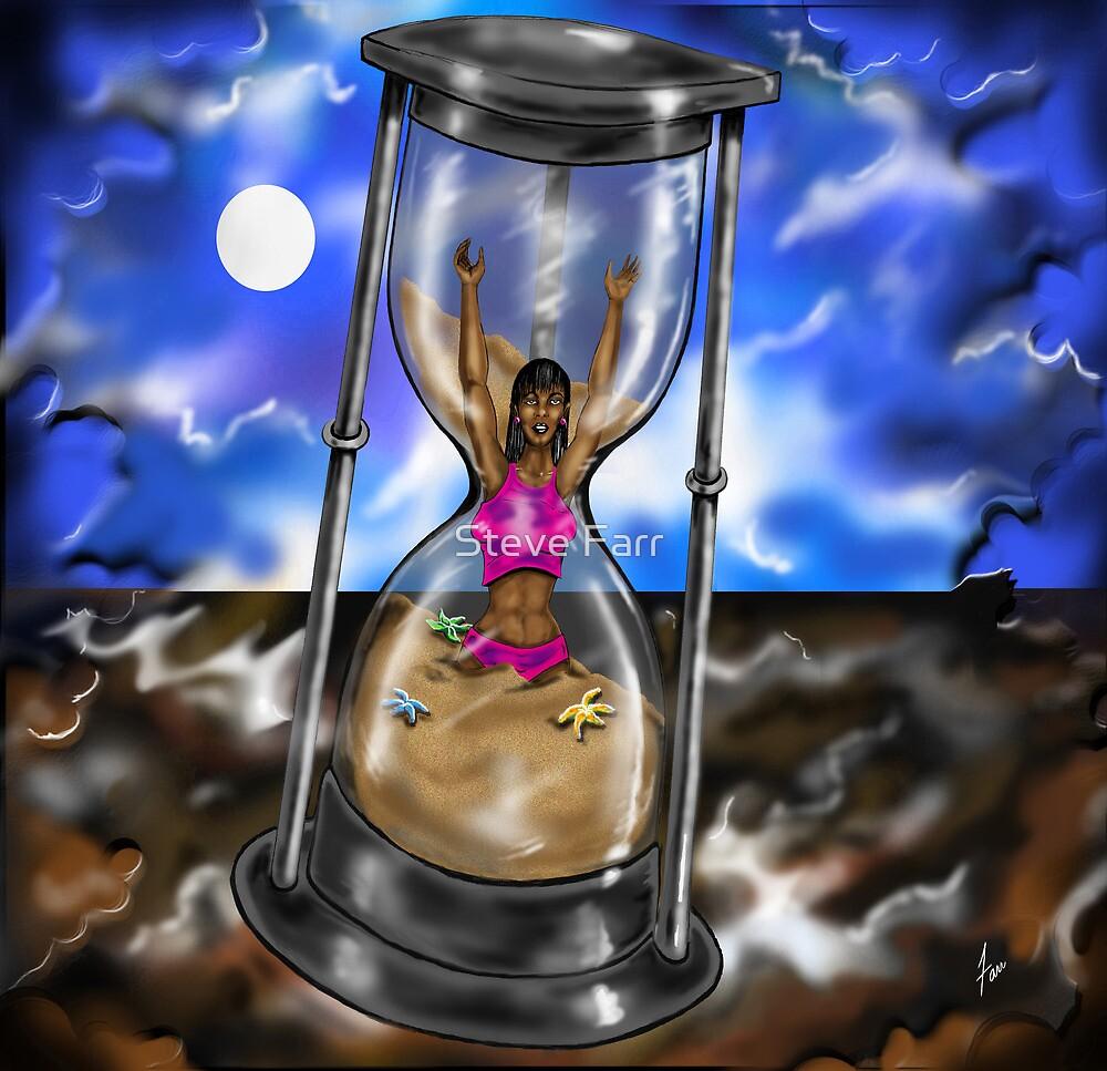 """Hourglass Limbo"" by Steve Farr"