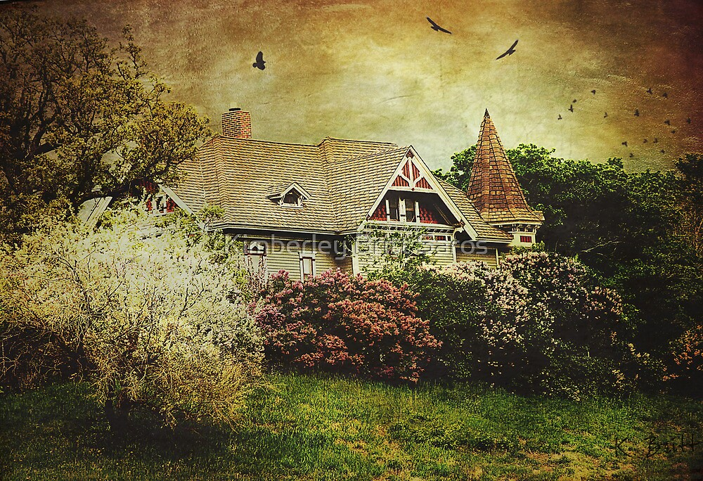 The House on the Hill by KBritt