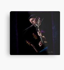 Harry Manx Metal Print