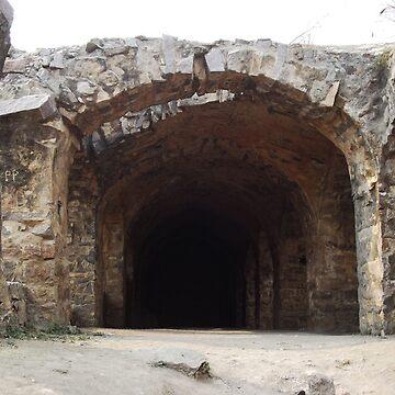 Golconda Barracks by Shemah11