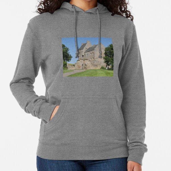 Midhope Castle , Hopetoun estate , near Edinburgh , Scotland Lightweight Hoodie