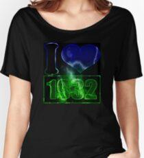 I love 1932 - lighting effects T-Shirt Women's Relaxed Fit T-Shirt