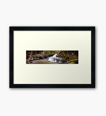 Jerusalem Creek, Barrington Tops National Park Framed Print
