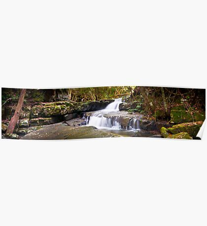 Jerusalem Creek, Barrington Tops National Park Poster