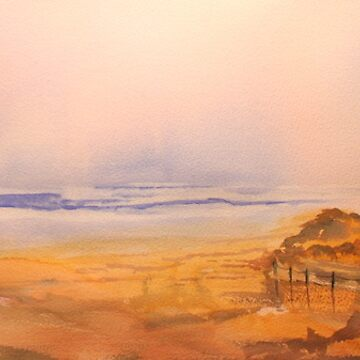 dusk at mogg's creek beach by matingara