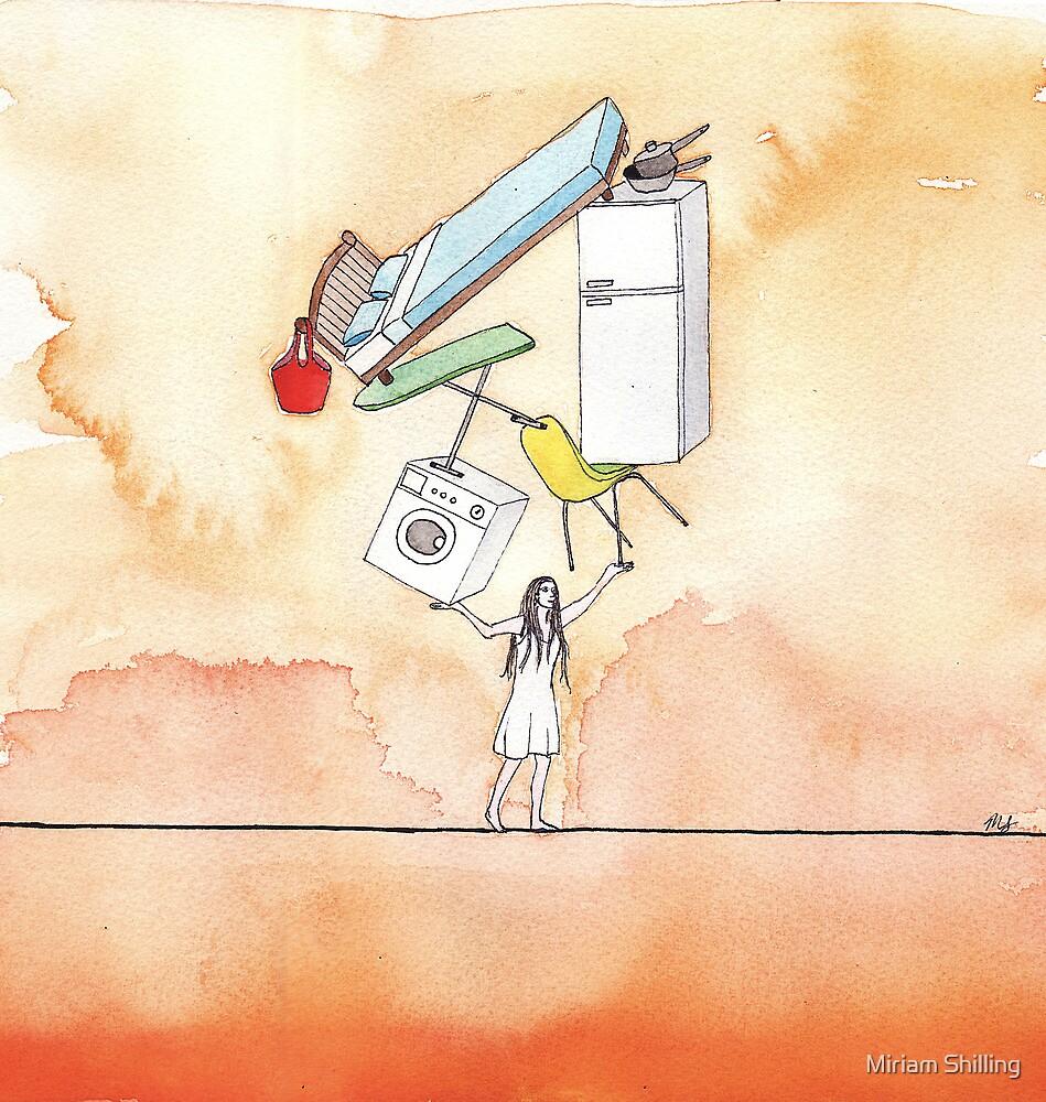 Balancing Act by Miriam Shilling
