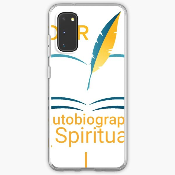 Your Autobiography  Samsung Galaxy Soft Case