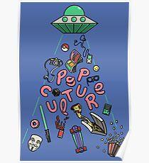 Pop Culture Poster