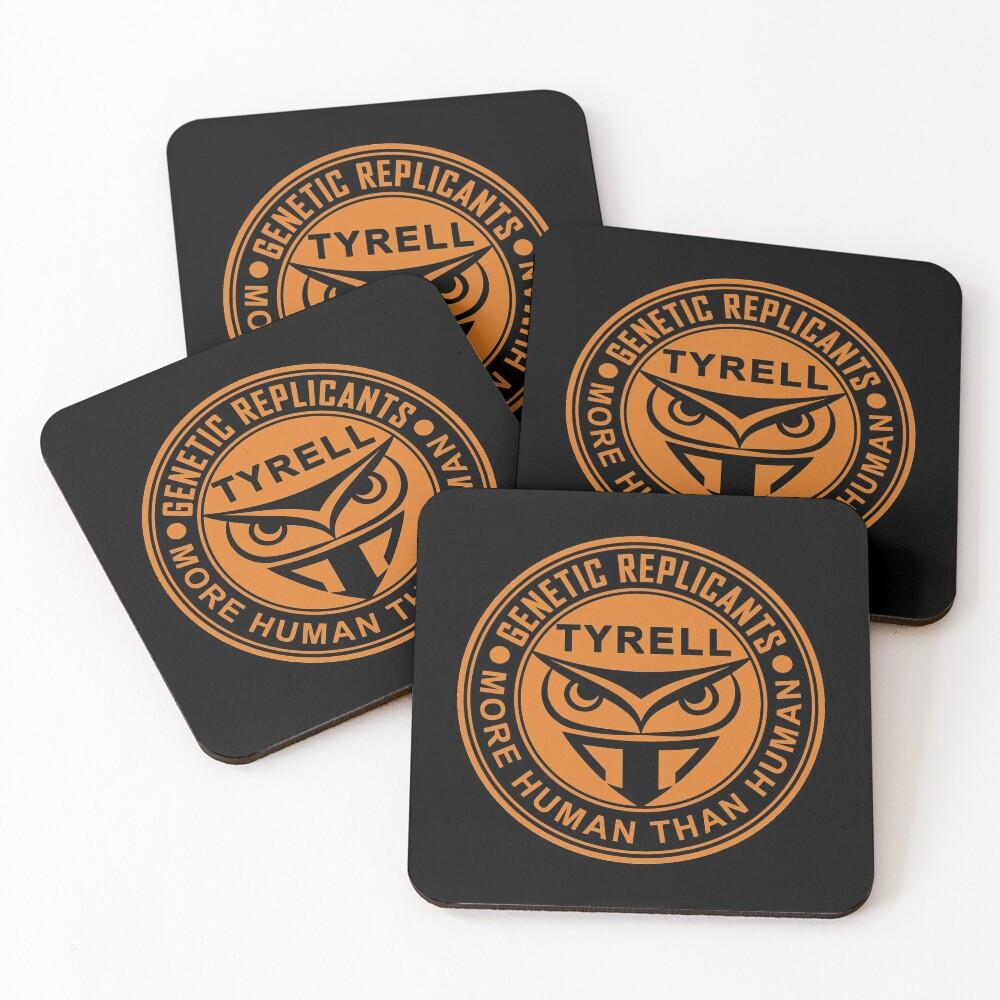 Tyrell Corporation  Coasters (Set of 4)