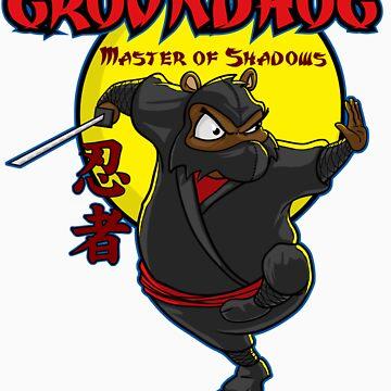 Master of Shadows by cowboyreddevil