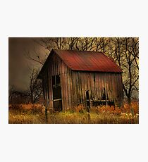 """ Love Shack "" Photographic Print"