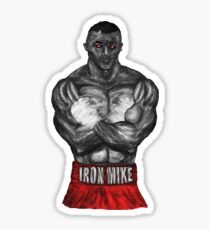 Iron Mike  Sticker