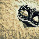 Sparkling Mask by Lisa Kent