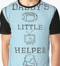 Daddy's Little Helper Graphic T-Shirt