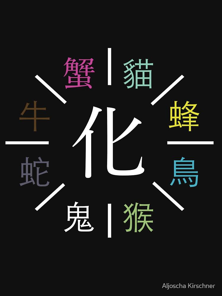 Monogatari Series Apparitions   Unisex T-Shirt