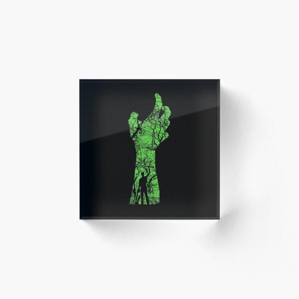 EVIL DEAD - HAND'S UP Acrylic Block
