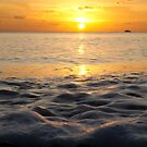 Sunset Waters by mikebov
