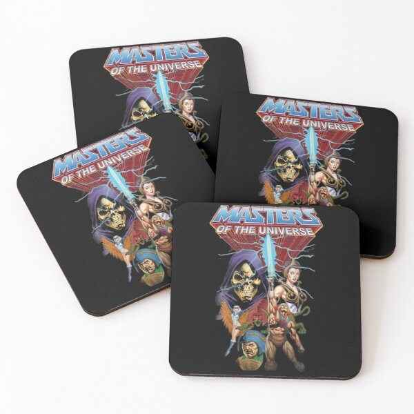 Masters of the Universe Coasters (Set of 4)