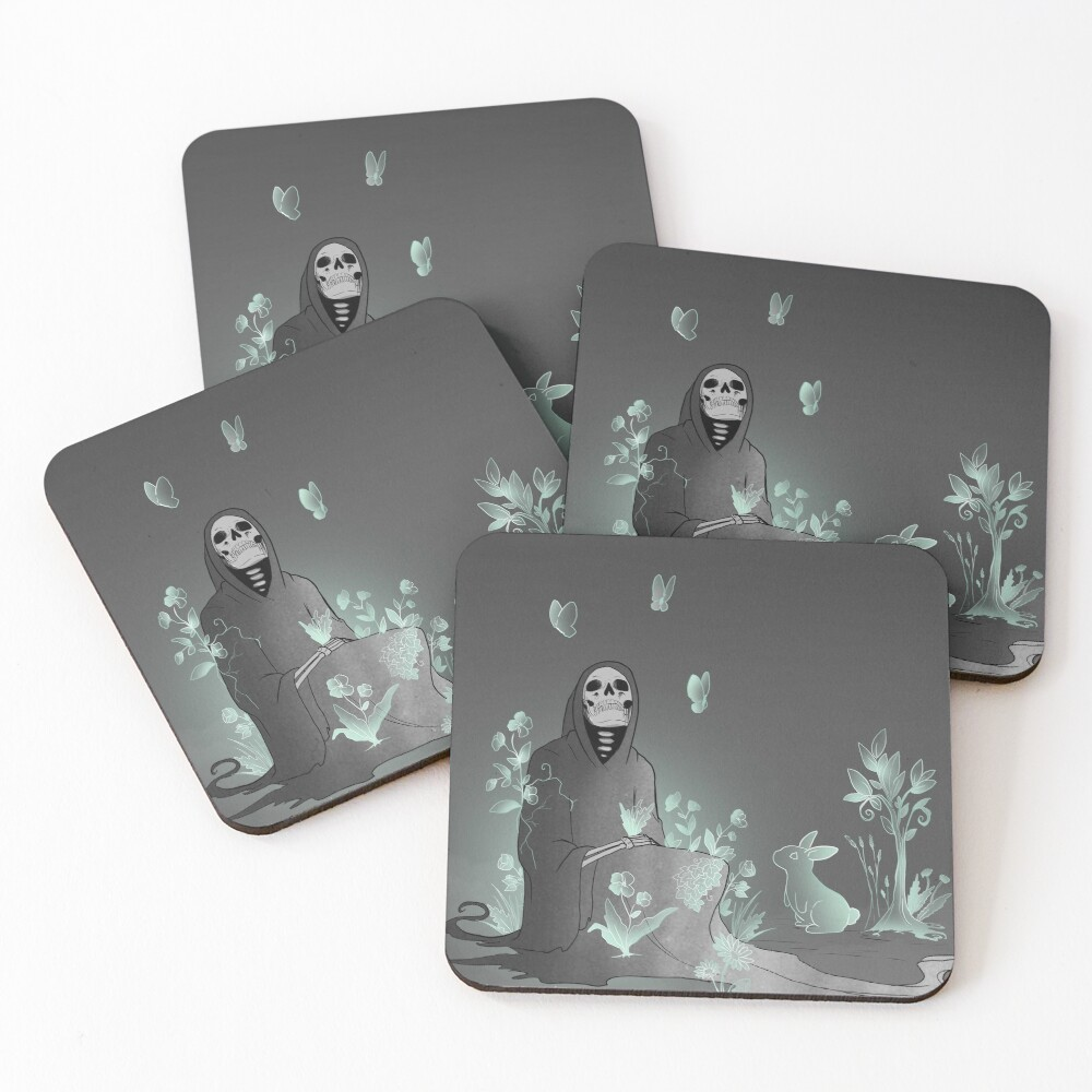 Never lost Coasters (Set of 4)