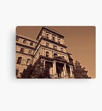 Greystone Psychiatric Hospital 2 Canvas Print