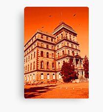Greystone Psychiatric Hospital 3 Canvas Print