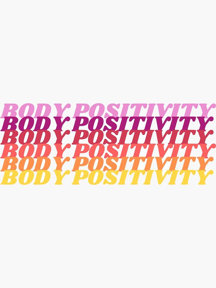 body positivity by karayoung