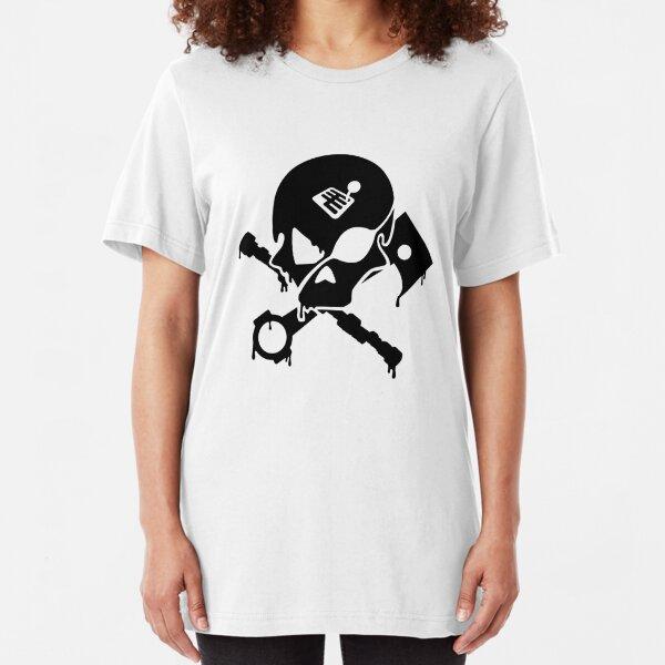 Motorsports Pirate Slim Fit T-Shirt