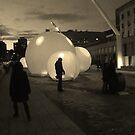City Snow Globes by Miku Jules Boris Smeets