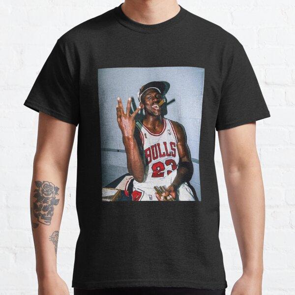 Vintage michael jordan trespeat Camiseta clásica