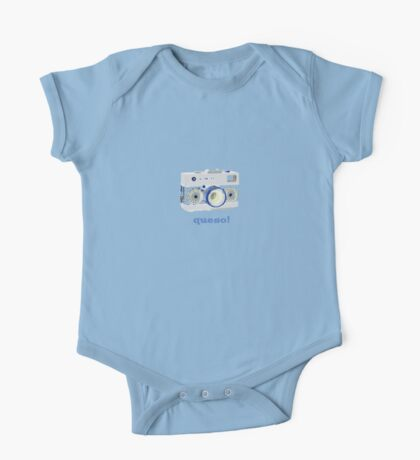 say queso! Kids Clothes