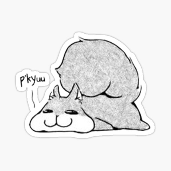 Ao Yona of the Dawn Sticker