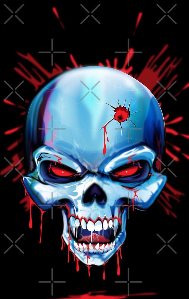 Head Shot by kiwiartyfarty