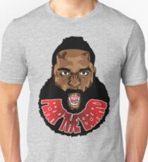 Fear the beard! Unisex T-Shirt