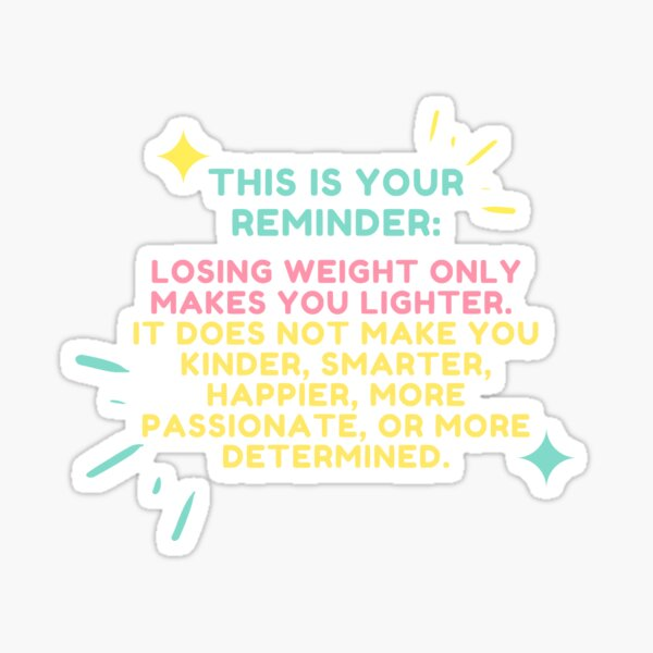 this is your reminder Sticker