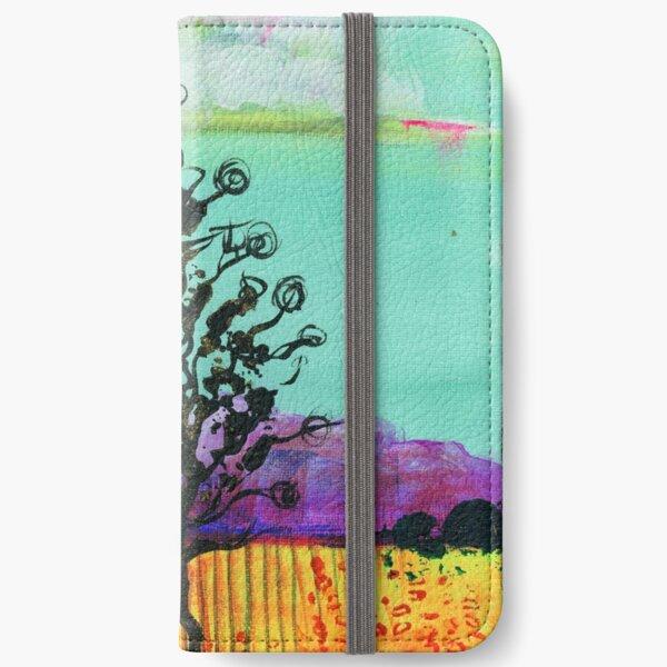 Illinois Gold iPhone Wallet