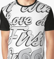 Love at first Spool Graphic T-Shirt