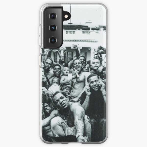 To Pimp a Butterfly Samsung Galaxy Soft Case