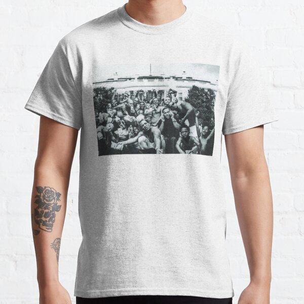 Pour Pimp un papillon T-shirt classique