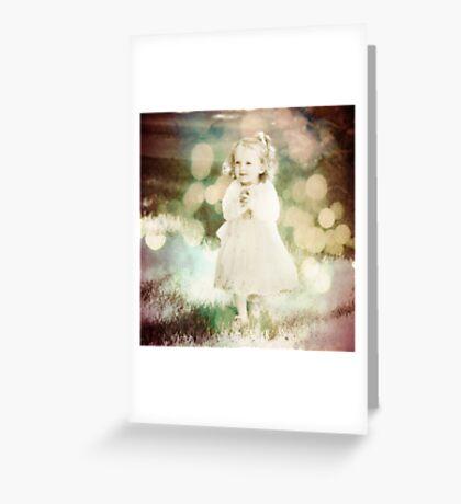 Enchanted Childhood Greeting Card