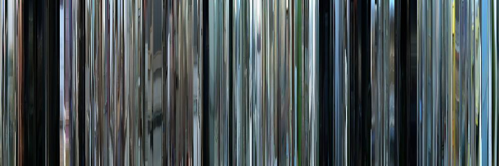 Moviebarcode: The Isle / Seom (2000) by moviebarcode