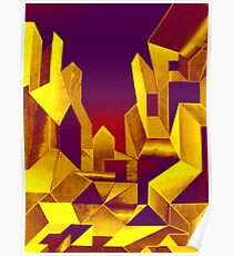 Gilded City  Poster