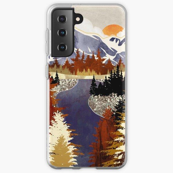 Autumn River Samsung Galaxy Soft Case
