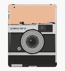 Olympus Trip 35 iPad Case/Skin