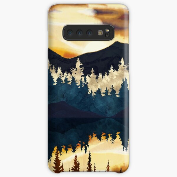 Fall Sunset Samsung Galaxy Snap Case